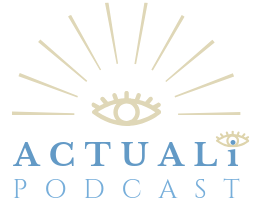 Logo for Actuali Podcast